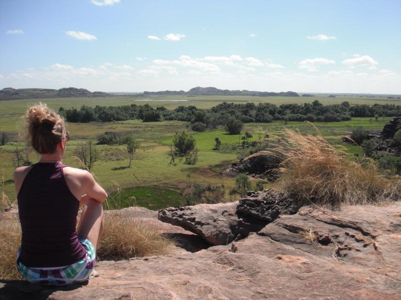 serenity, peace, calm, nature, vastness, landscape, Kakadu, Australia, travel