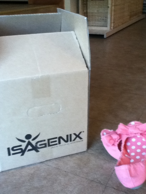 Isagenix, shakes, new delivery