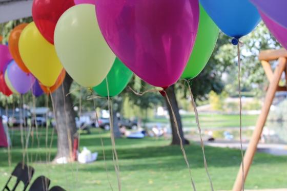 balloons, colour,